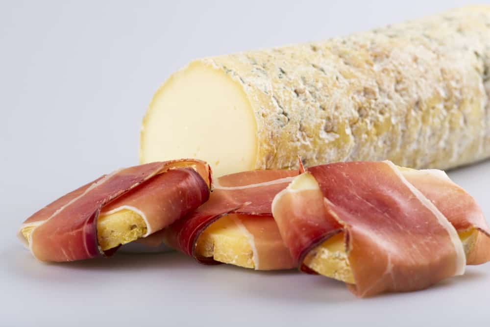 formaggio filone speck