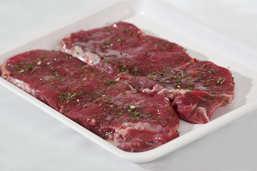 bistecca manzo condita