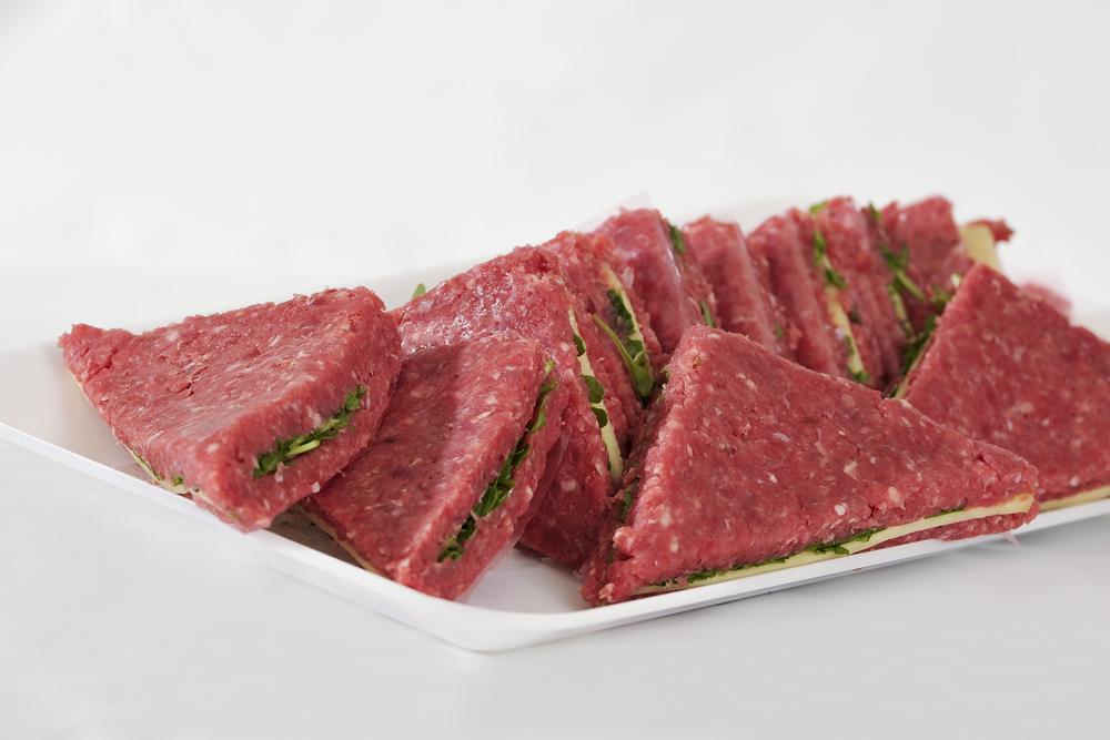 tramezzino di carne farcito