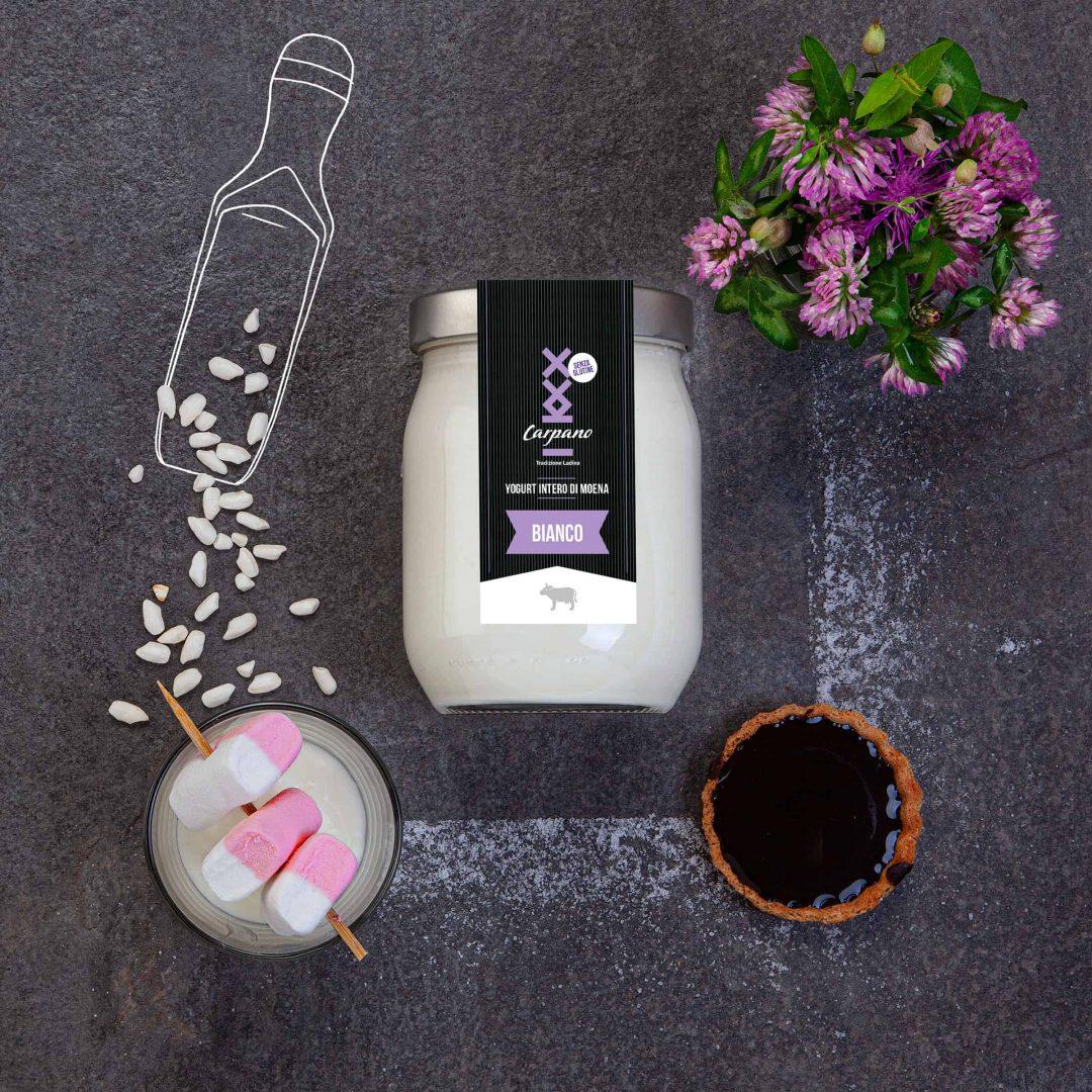 Yogurt Bianco Grande 1