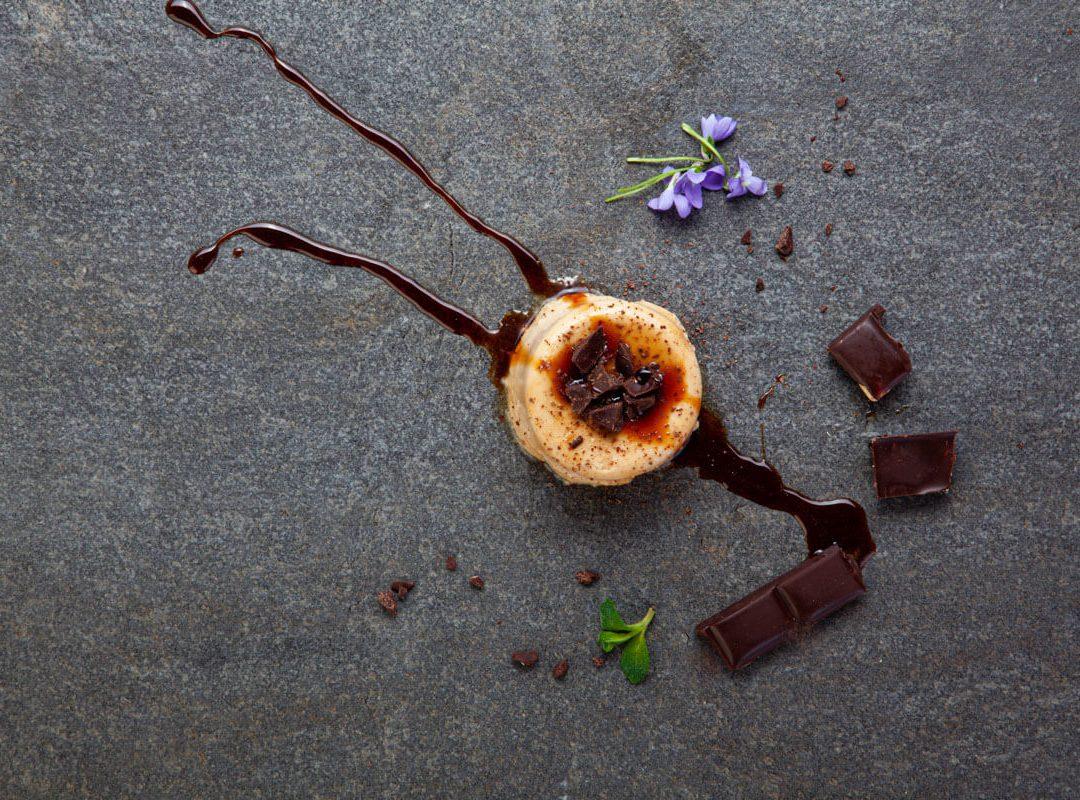 Panna Cotta cioccolato 1