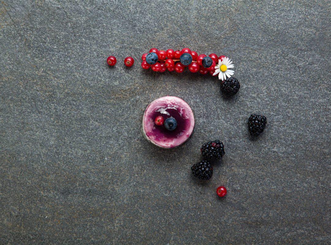Panna Cotta frutti di bosco 1